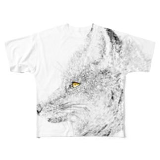 FOX Full graphic T-shirts