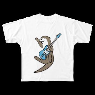 ミサキのうちょBs Full graphic T-shirts