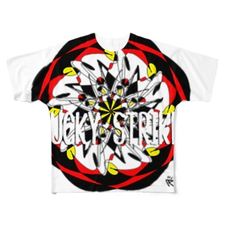 Lucky Strike Full graphic T-shirts