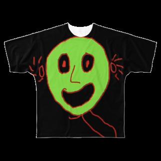 ARGの灊氎 Full graphic T-shirts