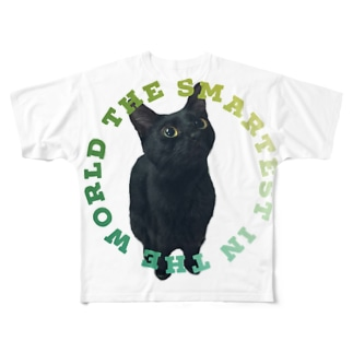 バルバルTシャツ Full graphic T-shirts
