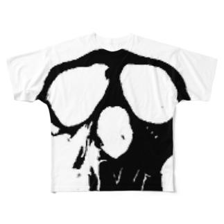 SkullMonkey Full graphic T-shirts