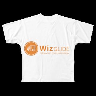 TomomomomoのWizグライド Full graphic T-shirts