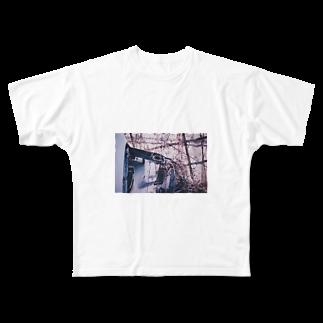 tenpraの淘汰 Full graphic T-shirts