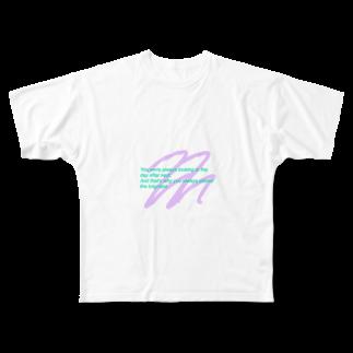 akitamiのy Full graphic T-shirts