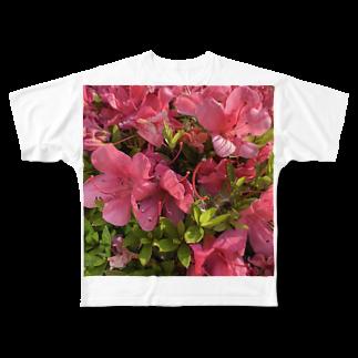kokorokororokoの花花 Full graphic T-shirts