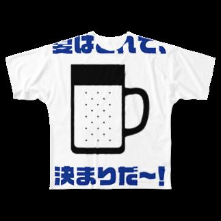 NOMAD-LAB The shopの夏はこれで、決まりだ~! Full graphic T-shirts
