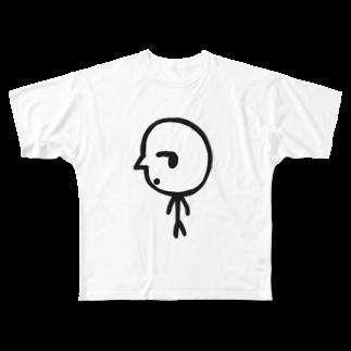 nowchimaのゆ Full graphic T-shirts