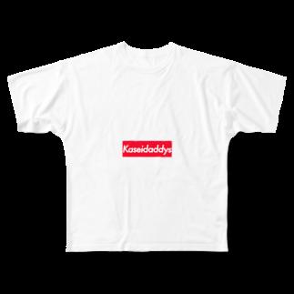 shishimairmkのKaseidaddys Full graphic T-shirts