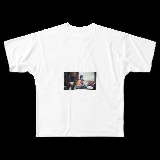 ssur_kttのしゅか Full graphic T-shirts