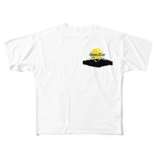 KOITANのMoon Rise Full graphic T-shirts