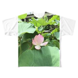 ハス Full graphic T-shirts