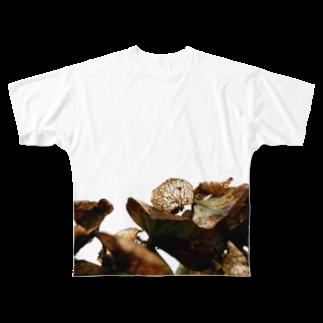 iwaiwaiのあじさい 2 Full graphic T-shirts