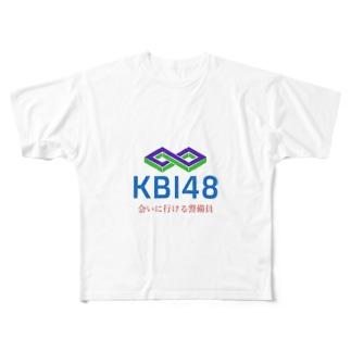 KBI48グッズ Full graphic T-shirts