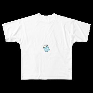 choco369のchoco369 Full graphic T-shirts