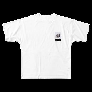 19980323mapleのら Full graphic T-shirts