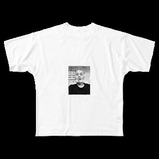 122_osx__のハゲ Full graphic T-shirts