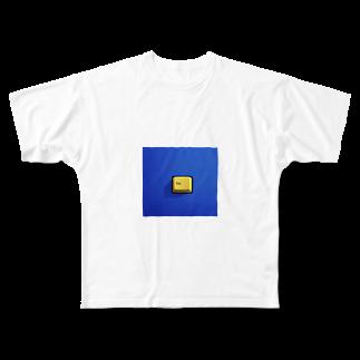 たつきのescTシャツ Full graphic T-shirts