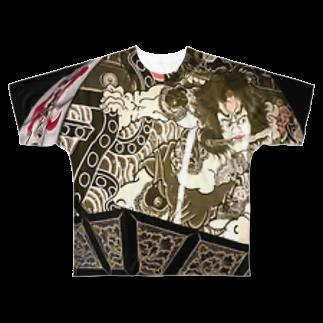 maik1982のねぷた祭 Full graphic T-shirts