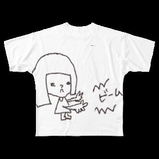 HaLのビーム Full graphic T-shirts