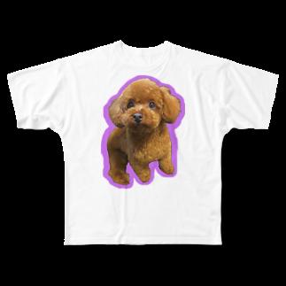 butagorillaのJIRO Full graphic T-shirts