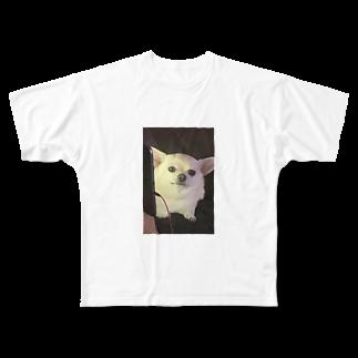 sherzofaneyのチワワチワワ Full graphic T-shirts