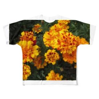 ソフトフォーカス Full graphic T-shirts