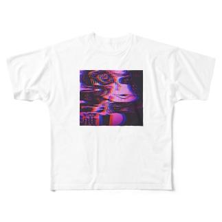 開演 Full graphic T-shirts