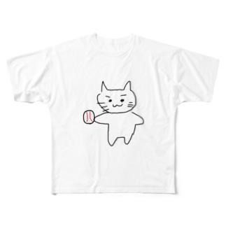 チーム犯罪者 Full graphic T-shirts