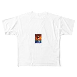 全裸監督 Full graphic T-shirts