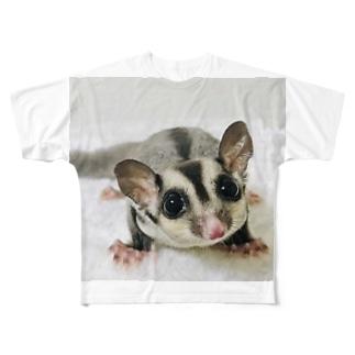 フクモモベビー Full graphic T-shirts