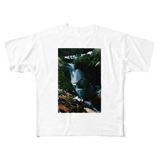 メタルスライム Full graphic T-shirts