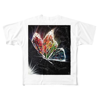 Tefu-tefu to shine Full graphic T-shirts