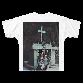 sawa_singerのSAWA  201909 Full graphic T-shirts
