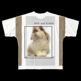 monchico7のモングッズ Full graphic T-shirts