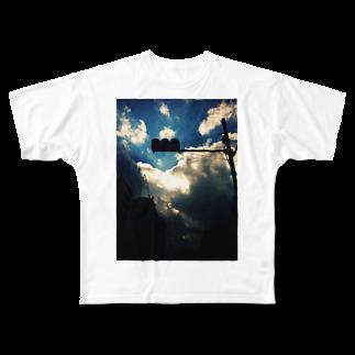 雨宮圭一郎のIt's subjective to think it's beautiful, but it's universal. Full graphic T-shirts