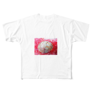 smdnkのegg Full graphic T-shirts