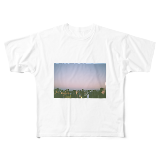 kimu_ra10のL.A. 1 Full graphic T-shirts