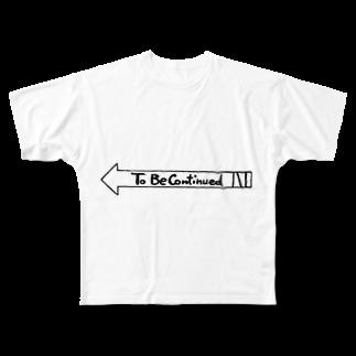 2e8hOU2dOeXjj28のTBC White Full graphic T-shirts