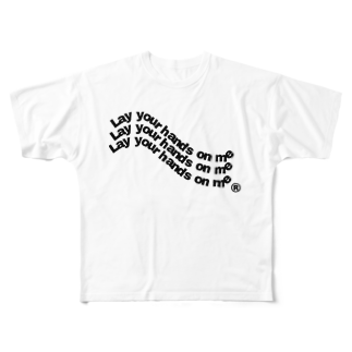 miiichamのLay your hands on me Full graphic T-shirts