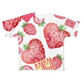 MIMIBerry Full graphic T-shirts