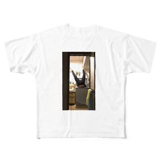 訴 Full graphic T-shirts
