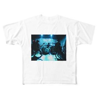 SAMPLE Full graphic T-shirts