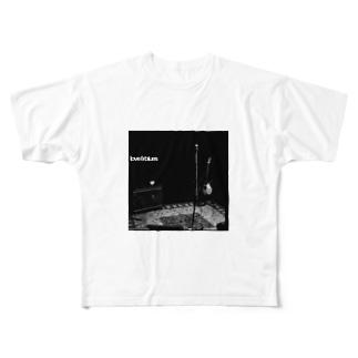 SAMPLE2 Full graphic T-shirts