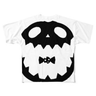 かぼちゃ★あーんぐり フルグラフィックTシャツ