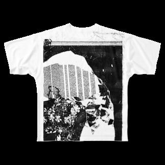 nor. (のあ)の006 Full graphic T-shirts
