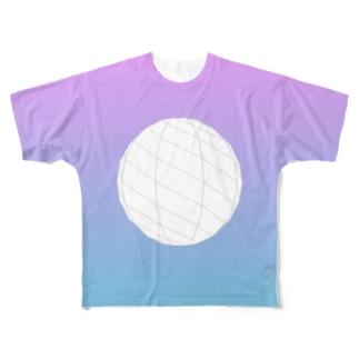 Sphere フルグラフィックTシャツ