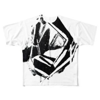 DAIKOUBUTSU Full graphic T-shirts