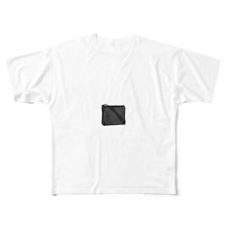 本村真由美 Full graphic T-shirts