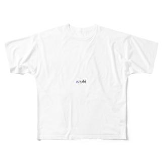 青カビゲームちゃんねるグッズ Full graphic T-shirts